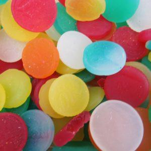 Vegan Jelly Coins Retro Sweets
