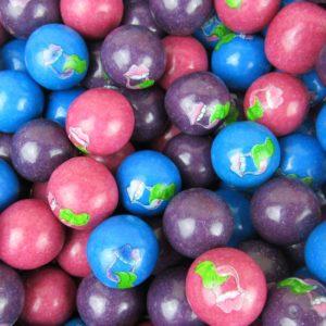 Tongue Painter Bubblegum Balls Retro Sweets