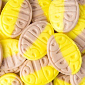 Bubs Banana Foam Sweets