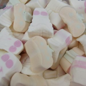 Pumpkin & Ghost Marshmallows Halloween Sweets