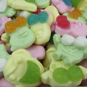Jelly Monsters Halloween Sweets