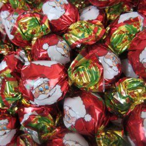 Milk Chocolate Christmas Truffles Christmas Sweets